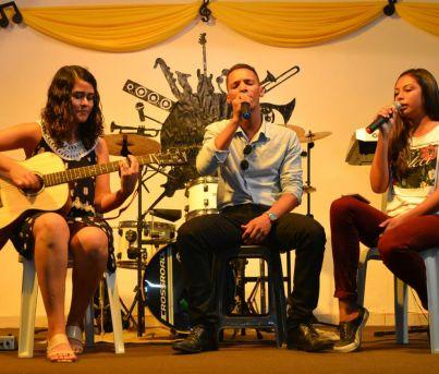 Casa da Cultura realizou o III Encontro de Artistas em Paranatama